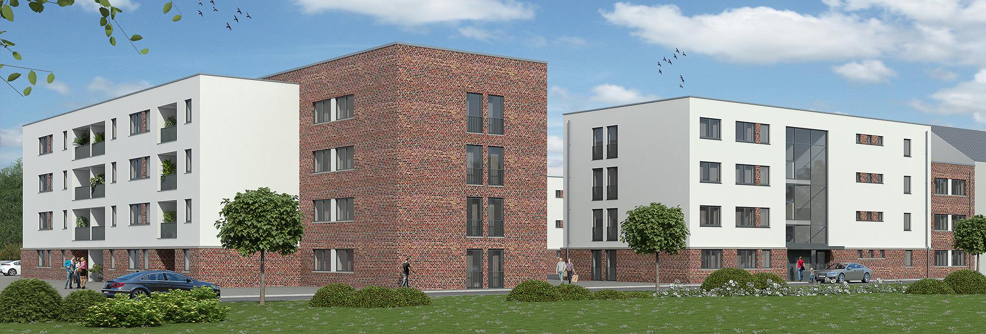 Elektro E.S.A.D. Bauprojekt Werthstrasse